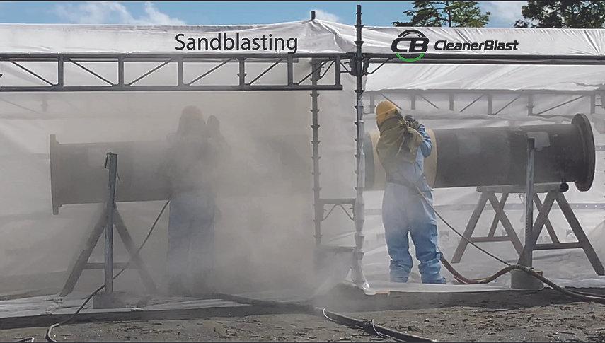 CleanerBlst vs Sandblasting