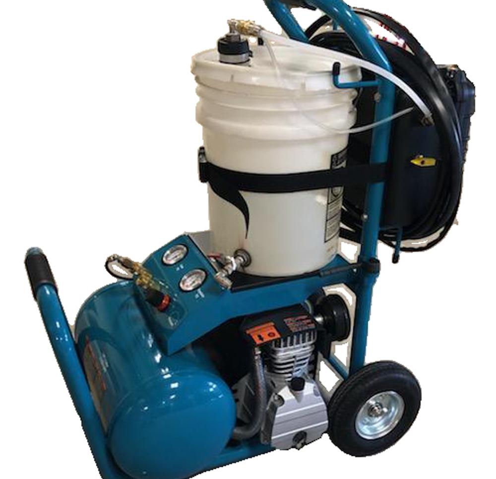 CBT-2020 Fast, Efficient Chemical Application