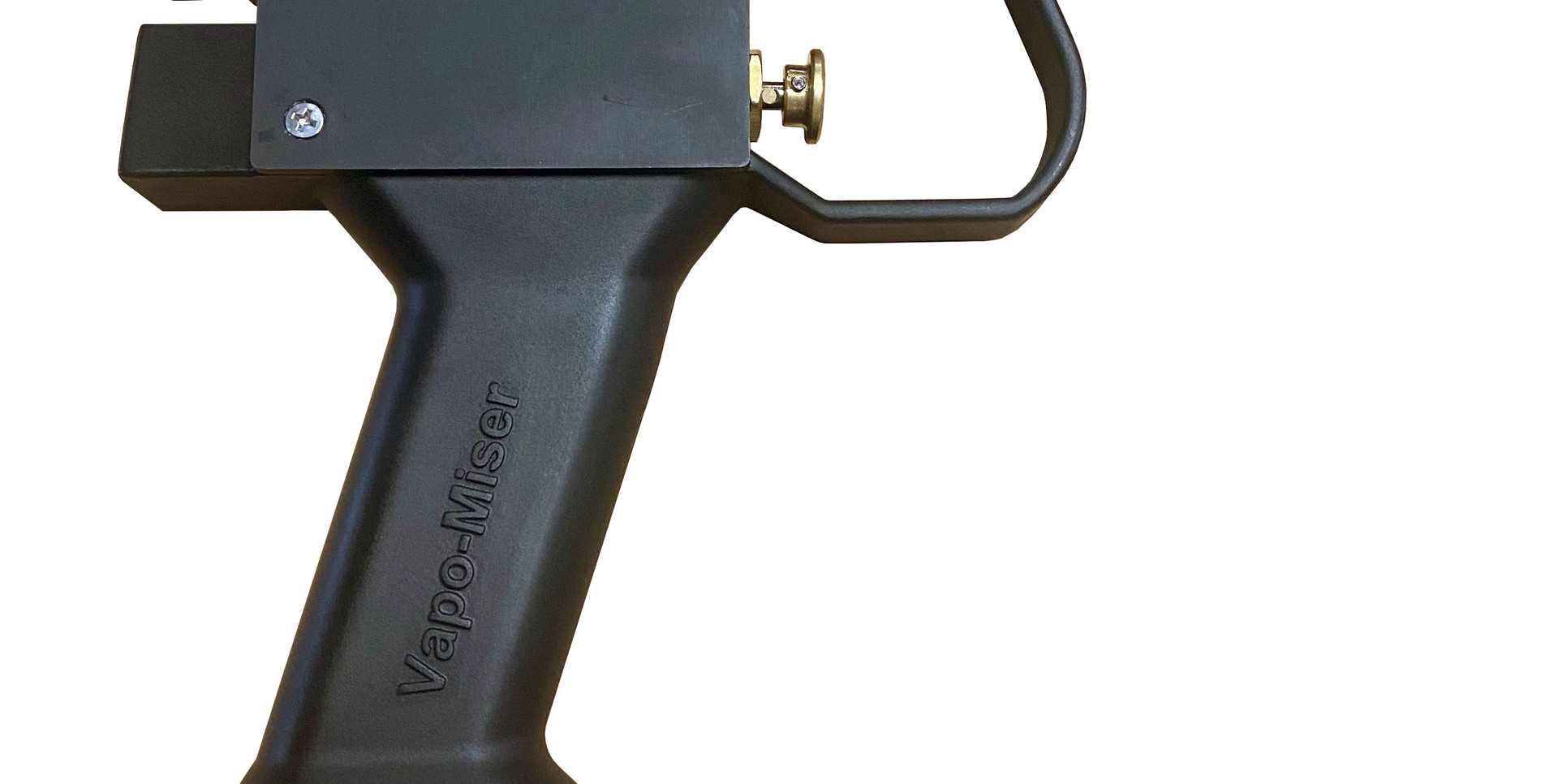 handle side view