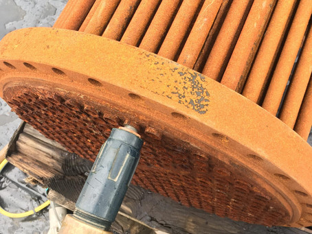 Stop the Madness!  Corrosion Causes 40% of Equipment Failures