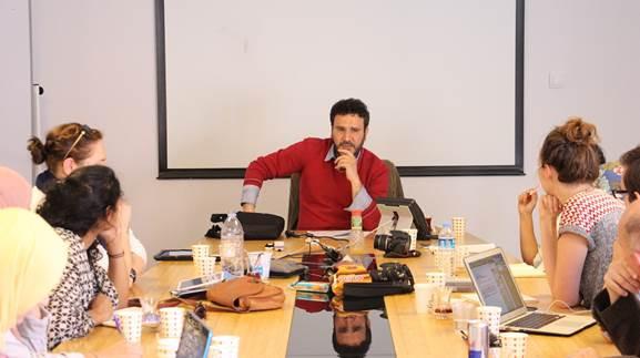 Sehir University Classroom
