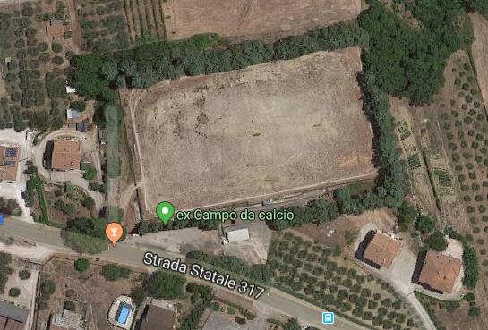 Ex campo di calcio
