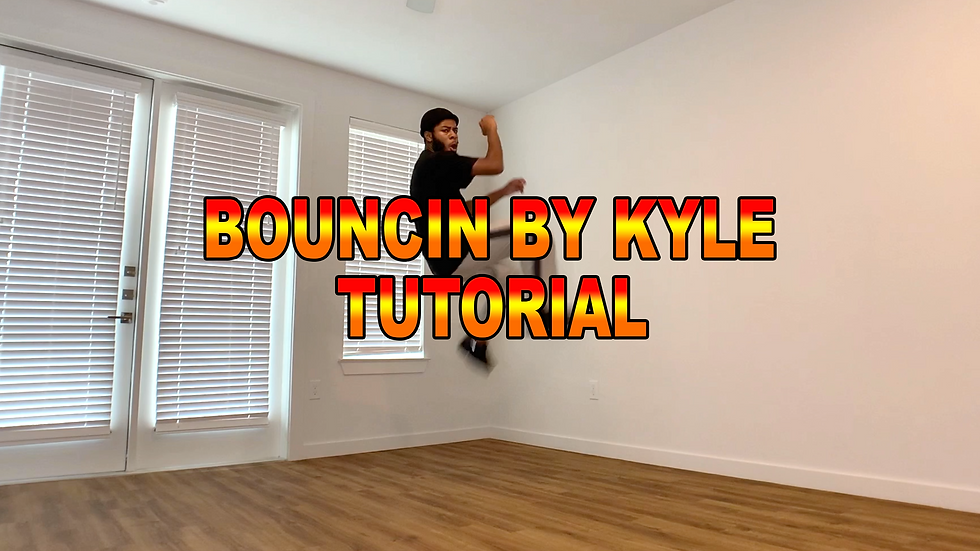 """Bouncin x Kyle (Class Edit)"