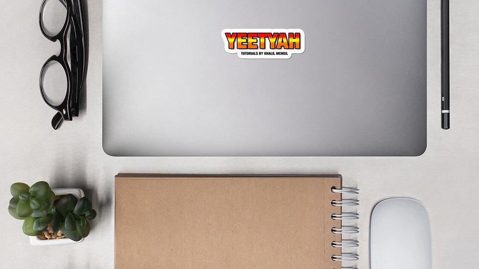 YEETYAH | Bubble-free stickers