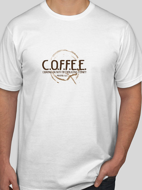 """Coffee"" t-shirt"