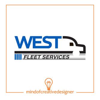 West Fleet Services - Logo Design