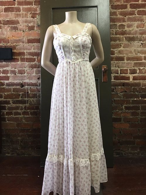 AUTHENTIC Gunne Sax - 70SINV4