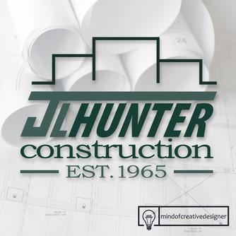 Graphic Design Client Portfolio: JL Hunter Construction