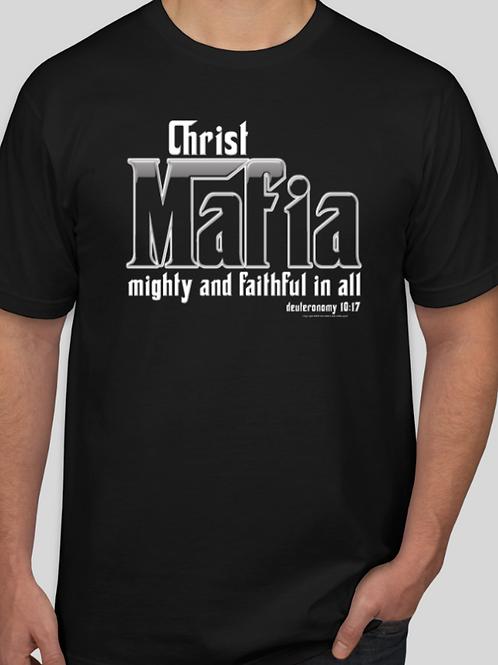 """""""Christ Mafia"""" t-shirt"""