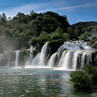 The Waterfalls of Krka National Park