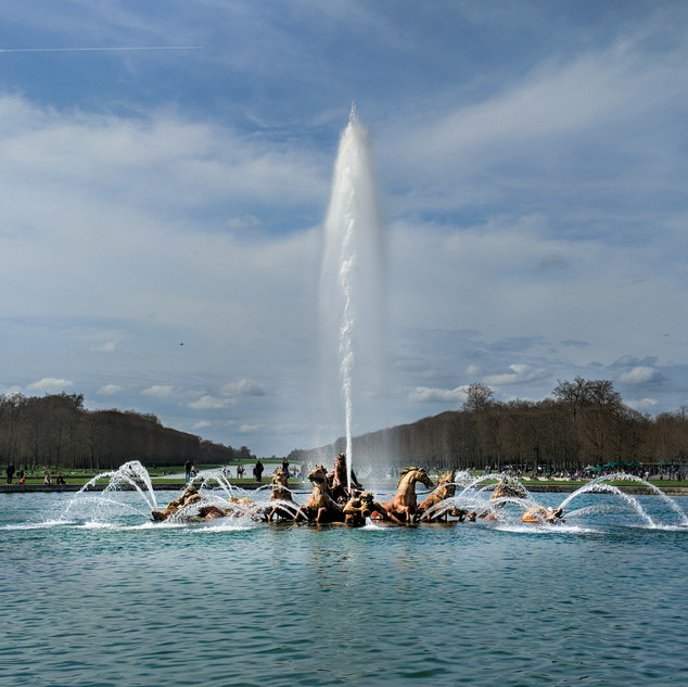 The Fountains of Versailles