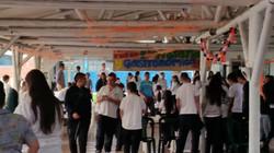 Feria empresarial y gastronómica