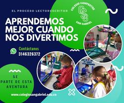 junio 2021 Colegio Campestre San Gabriel