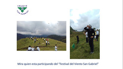 Festival del vientoColegioSanGabriel