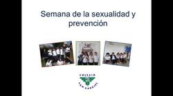 semana de la sexualidad y la prevencion