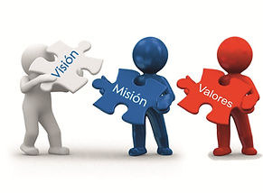 Visión, Misión, Valores