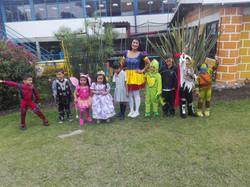 Celebración día de los niños