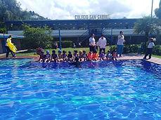 Piscina ColegioCampestreSanGabriel