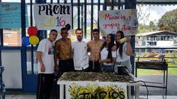 Día de la colombianidad Grado once