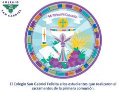 Primera comunión Colegio San Gabriel