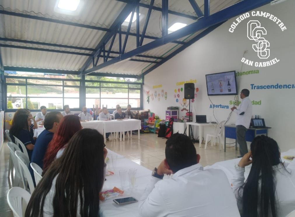 Salones ColegioCampestreSanGabriel