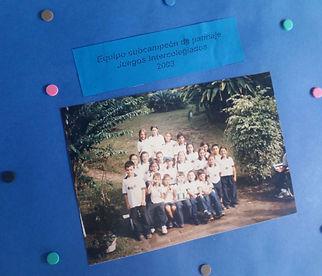 Historia Año 2003
