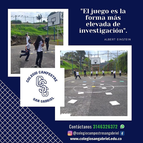 3. 14 Abril 2021 Colegio Campestre San G