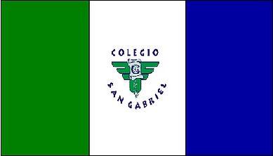 Bandera Colegio San Gabriel