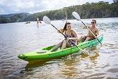 Aqua Fun on Avoca Lake