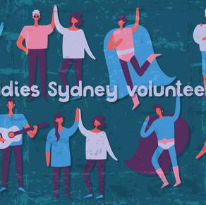 The volunteer space