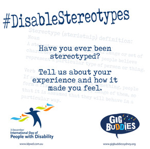 #DisableStereotypes