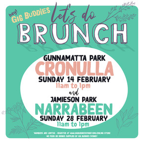 Brunch with us