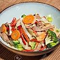 6. Phad Namman Hoi (Chop Suey)