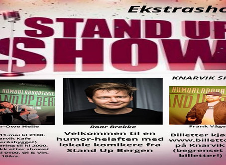 Stand Up Show `Knarvik Spesial`