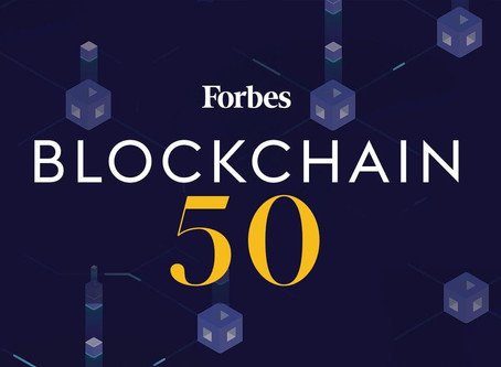 Forbes' Blockchain 50 lists HSBC's partnership with Contour