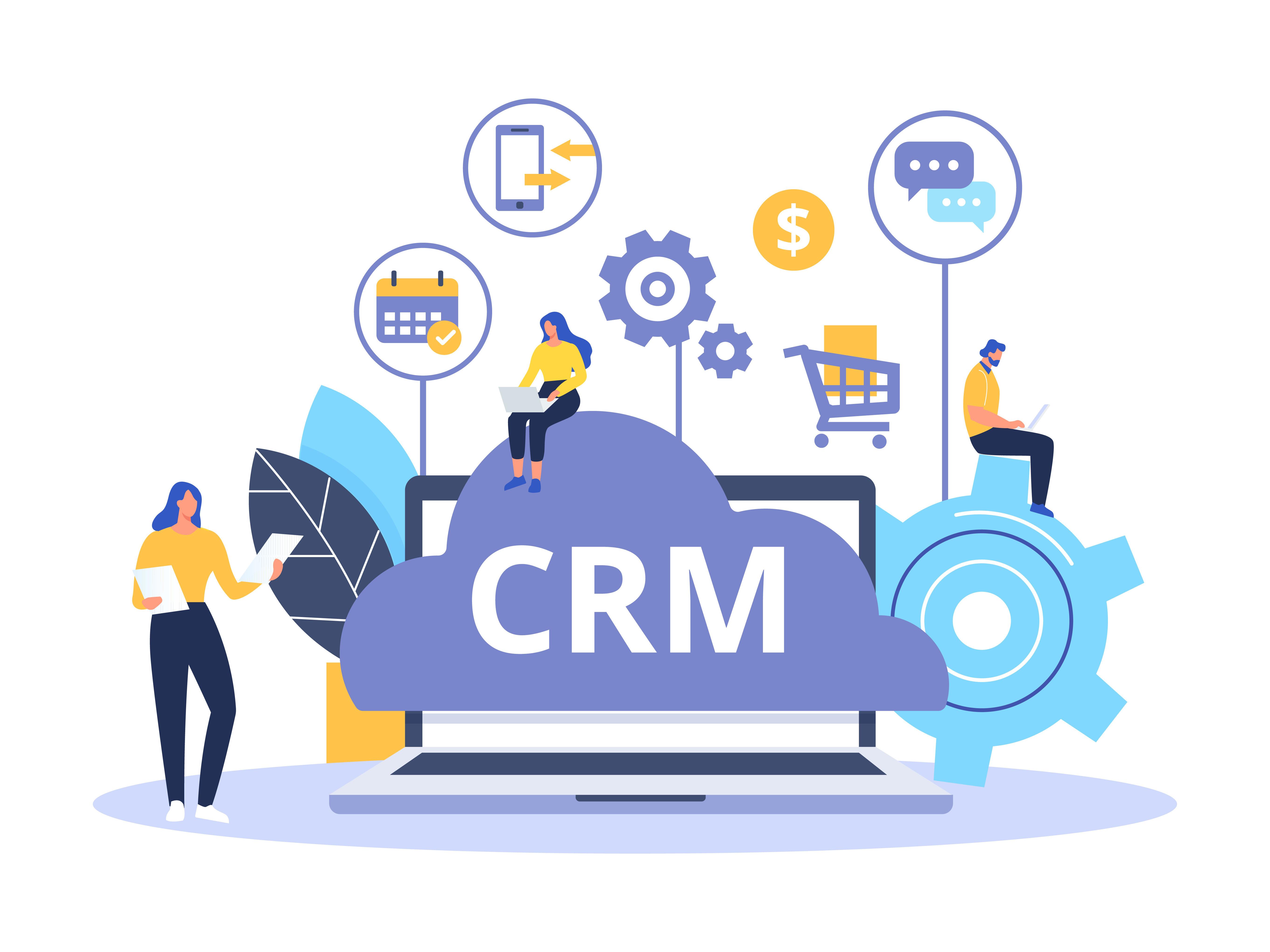 CRM4Biz mejoras para  tu  gestión