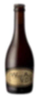 Bière wood aged blonde, cap d'ona