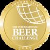 International beer challenge, médaille d'or
