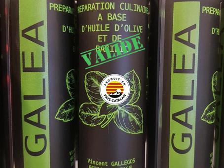 Producteur huile d'olive GALEA : VALIDÉE
