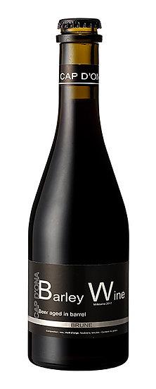 Barley Wine Brune 2017 33cl
