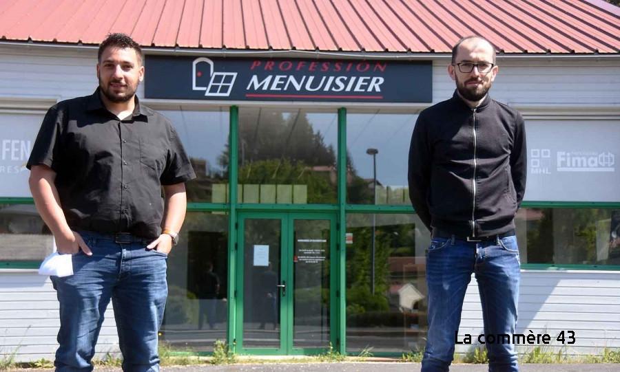 Profession Menuisier, Firminy, pose de fenêtres, porte, volet
