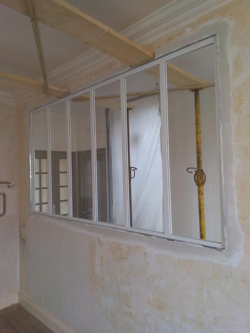 cloison vitrée Brive la gaillarde