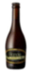 Bière blonde de noël, cap d'ona