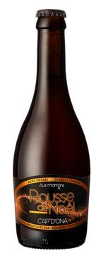Bière rousse aux marrons, cap d'ona