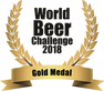 Médaille d'or, world beer challenge