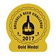 Médaille brussels beer challenge