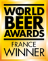 France winner, bière challenge
