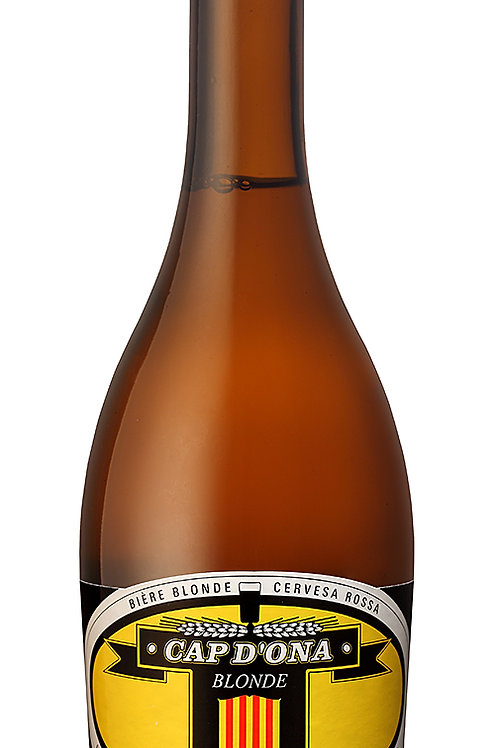 Bière Blonde Pur Malt 33 cl