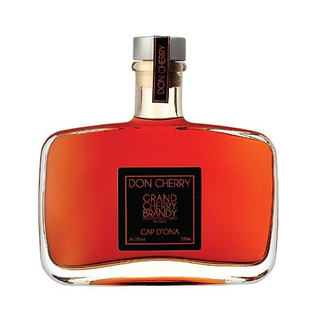 Don cherry, spiritueux cherry brandy