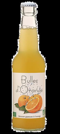 CAP D'ONA soft Bulles d'orange BIO - 33cl